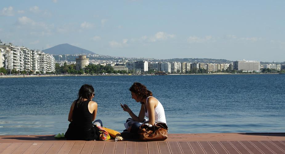 Top bezienswaardigheden Thessaloniki: boulevard en havengebied | Mooistestedentrips.nl