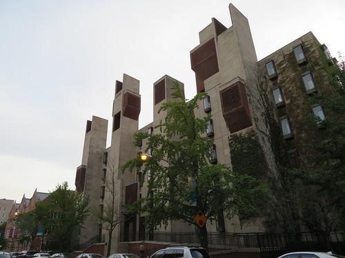 University of Chicago Albert Pick Hall for International Studies