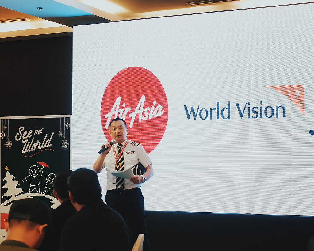"Book a Flight via AirAsia and Help Kids ""See the World"""