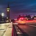 Cruzando Westminster Bridge