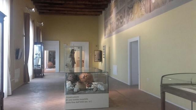Il Museo Archeologico dell'Antica Calatia: un viaggio nel tempo tra storia e innovazione
