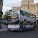 First West of England ALX400 WR03 YZW 32287, St James's Parade 17.11.17
