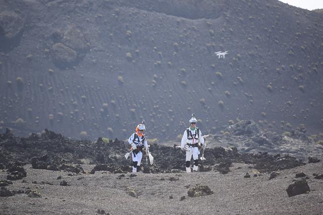 Header of Astronauts