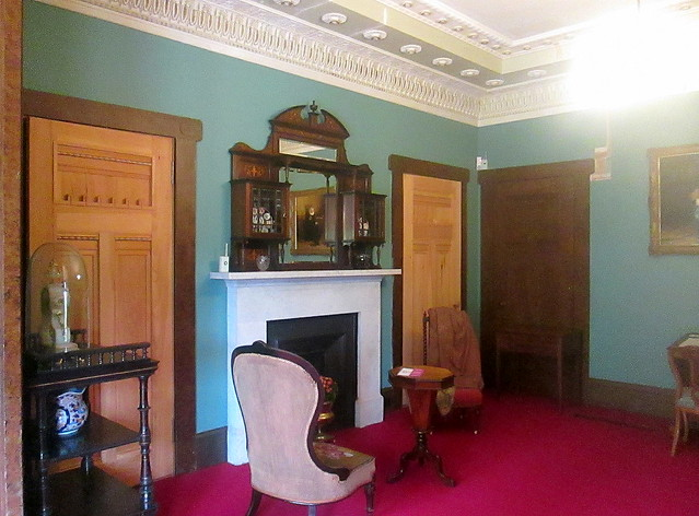 Holmwood Drawing room
