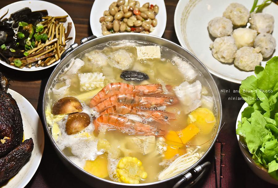 台中天津路張老甕酸菜白肉鍋14