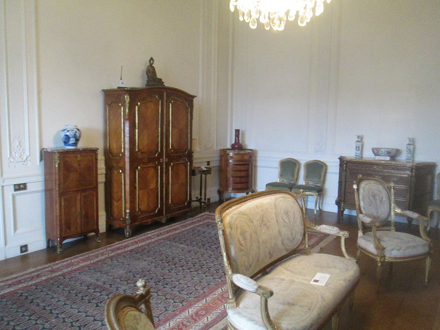 Hill of Tarvit House sitting room  room 1