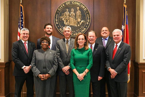 2017 Mayor and City Council transition