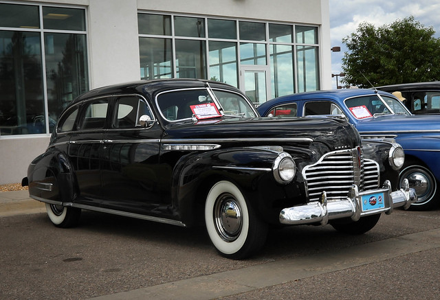 Flickriver coconv 39 s photos tagged with limited for 1941 buick 4 door sedan