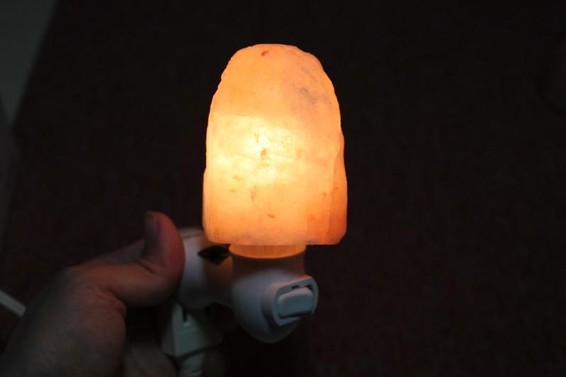 Tomshine ヒマラヤ産岩塩ライト 開封レビュー (31)