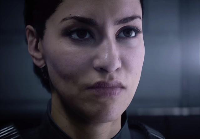 Star Wars Battlefront 2 - Commandant Iden Versio