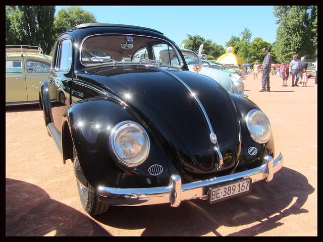 VW Beetle 1955-57