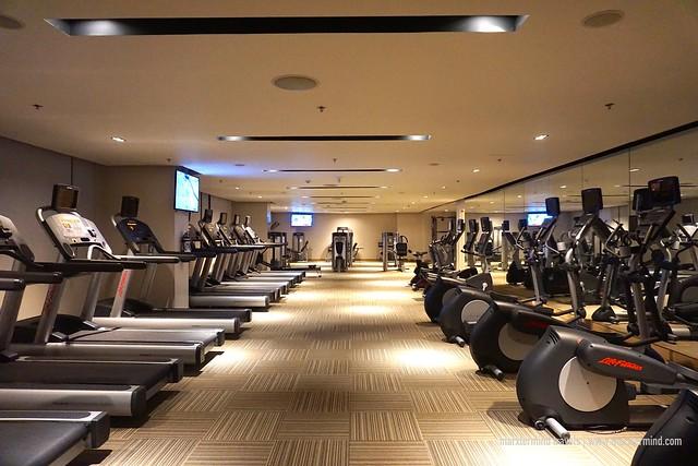 Fitness Center at Seda Vertis North