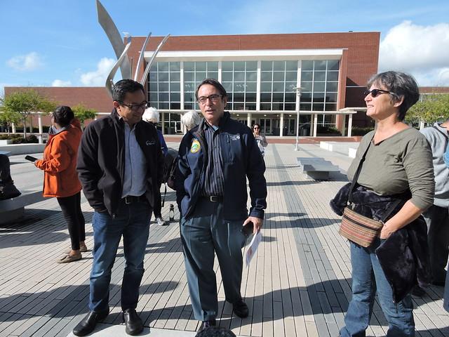 El Cerrito Mayor ProTem Gabriel Quinto, County Supervisor John Gioia; Clean Dream Act Now