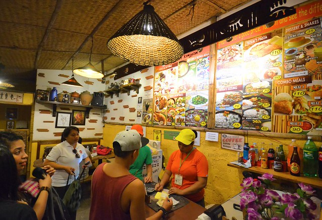 boracay budget meal guide kolai mangyan