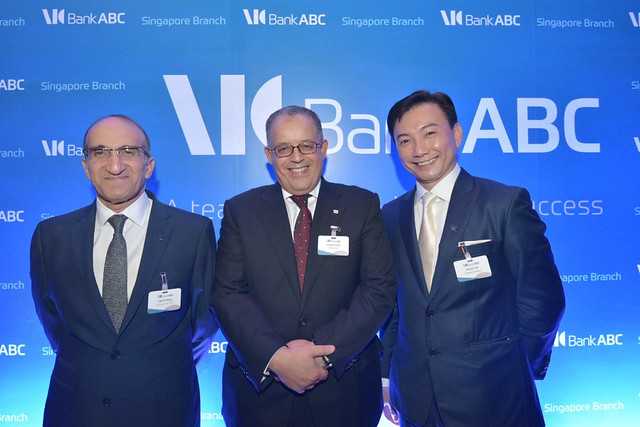 Bank ABC opens a branch in Singapore
