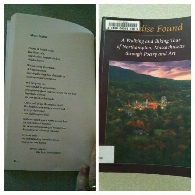 Ghost Train poem in Anthology
