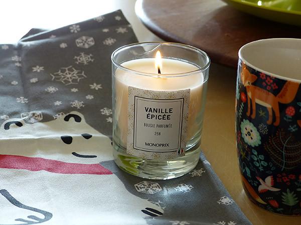 vanille épicée