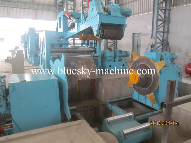 cut to length machine china