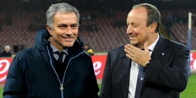 Manchester United vs Newcastle Benitez Enggan Komentari Mourinho