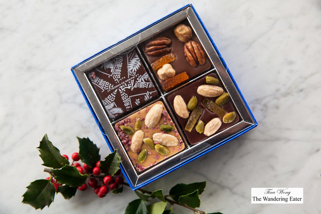 Starlit Night Bouchée Mendiant  Gift Box