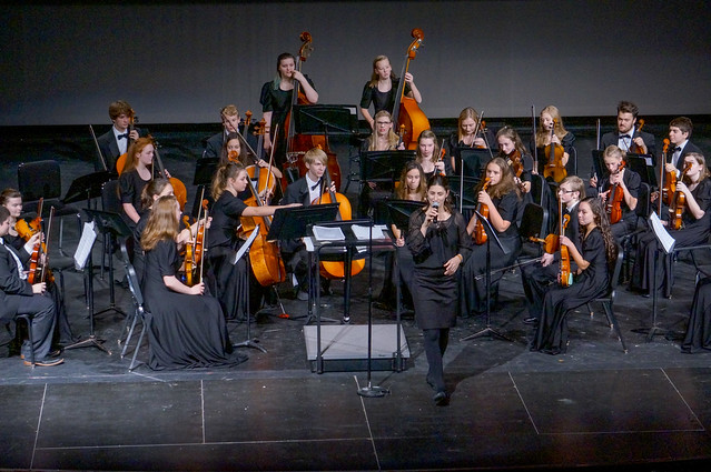 2017 KMHS Fall Orchestra Concert