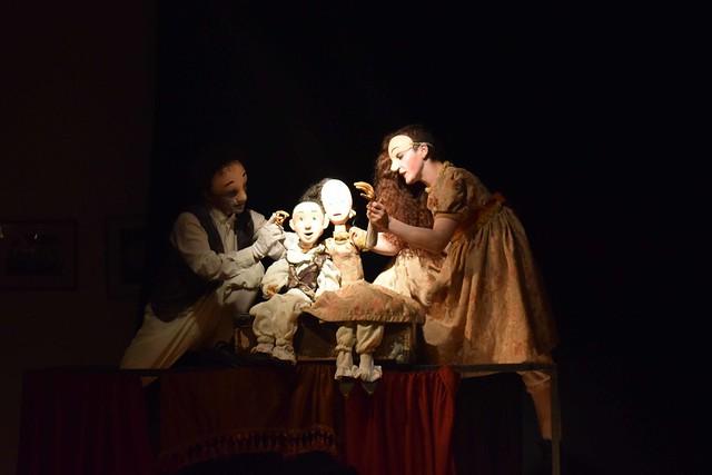 Obra de teatro Mundo Mozart.