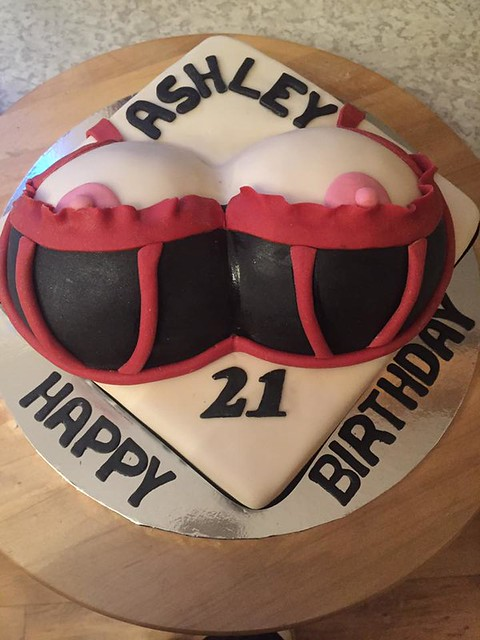 Cake from Butterfly Cakes by Rebecca Bowen