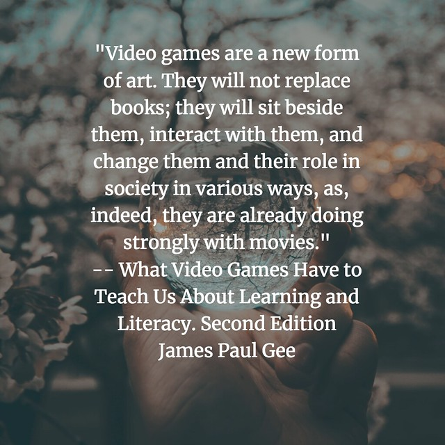 James Paul Gee Quote18