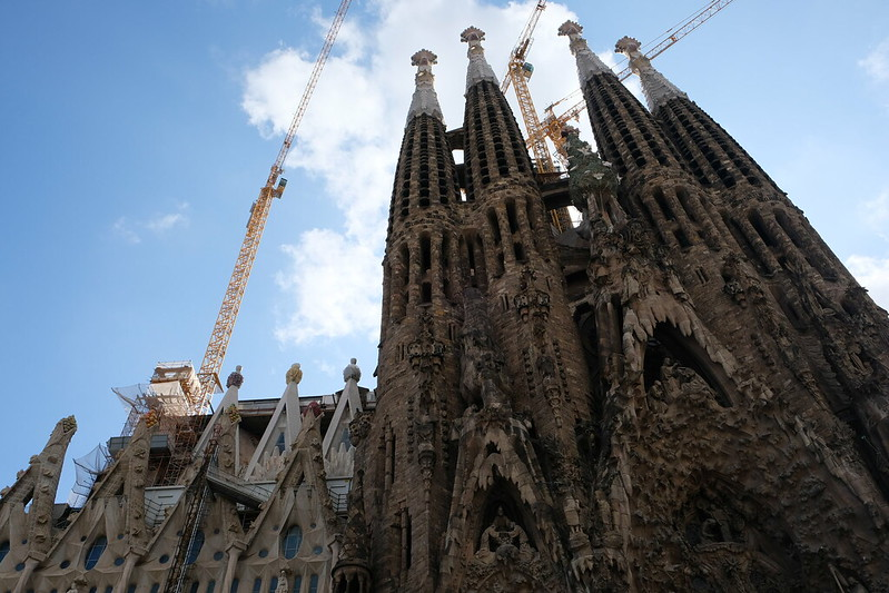 Top 10 places to see in Barcelona