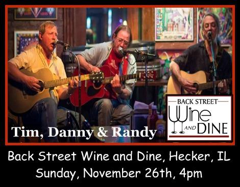 Tim, Danny & Randy 11-26-17