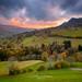 sunset à la Reveilladie by Gilles Bourdreux Photography