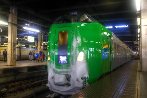 21-11-2017 Sapporo Station (4)
