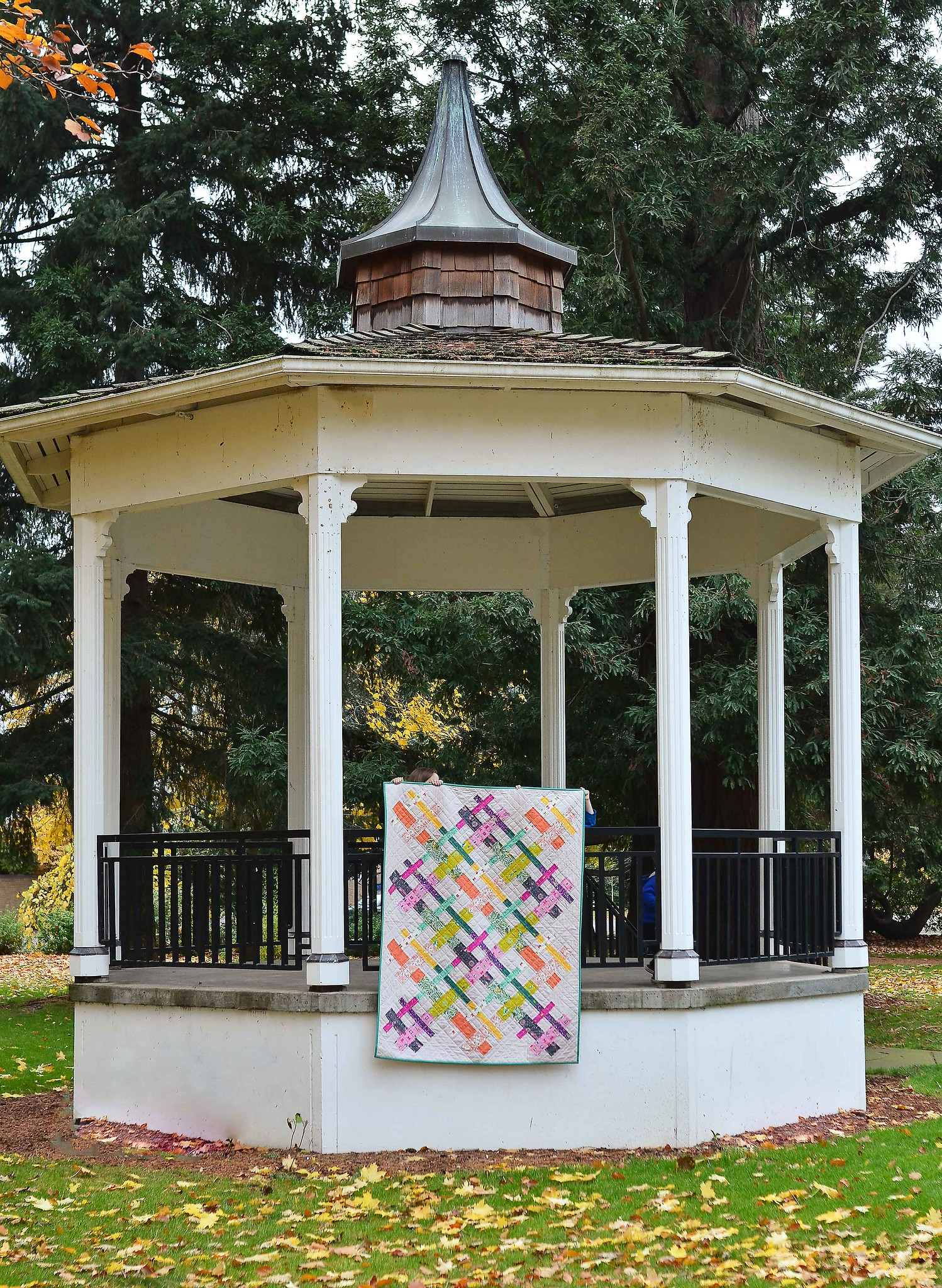 Tula Pink Cut Loose Quilt