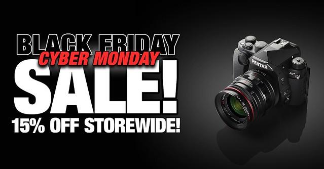 PENTAX Black Friday & Cyber Monday Sales in Australia!