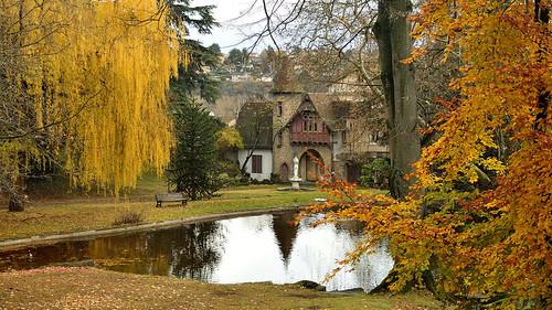 L'automne à Grigny