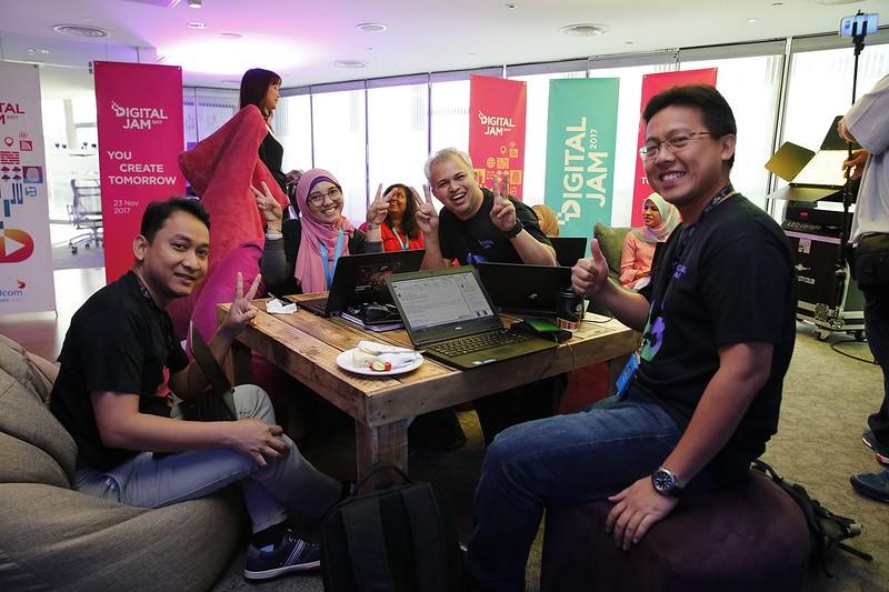 Celcom Embarks Digital Transformation With Digital Jam!