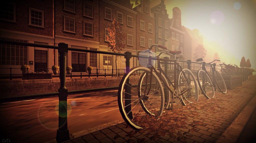 Amsterdam - Serious2ndlife