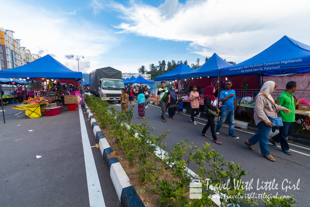 Pasar Malam at Cameron Highlands