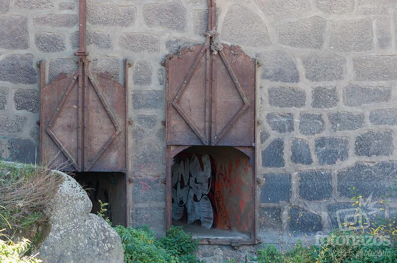 Presa y Puente del Grajal