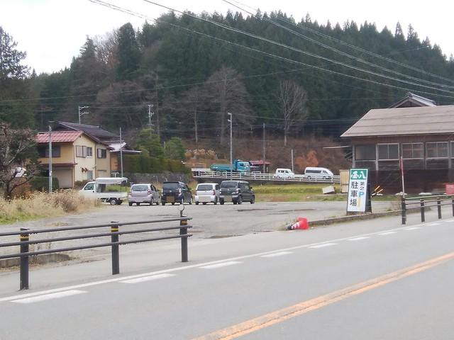 gifu-takayama-kunihachi-2nd-parking