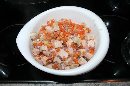 36 - Pfanneninhalt entnehmen / Remove from pan