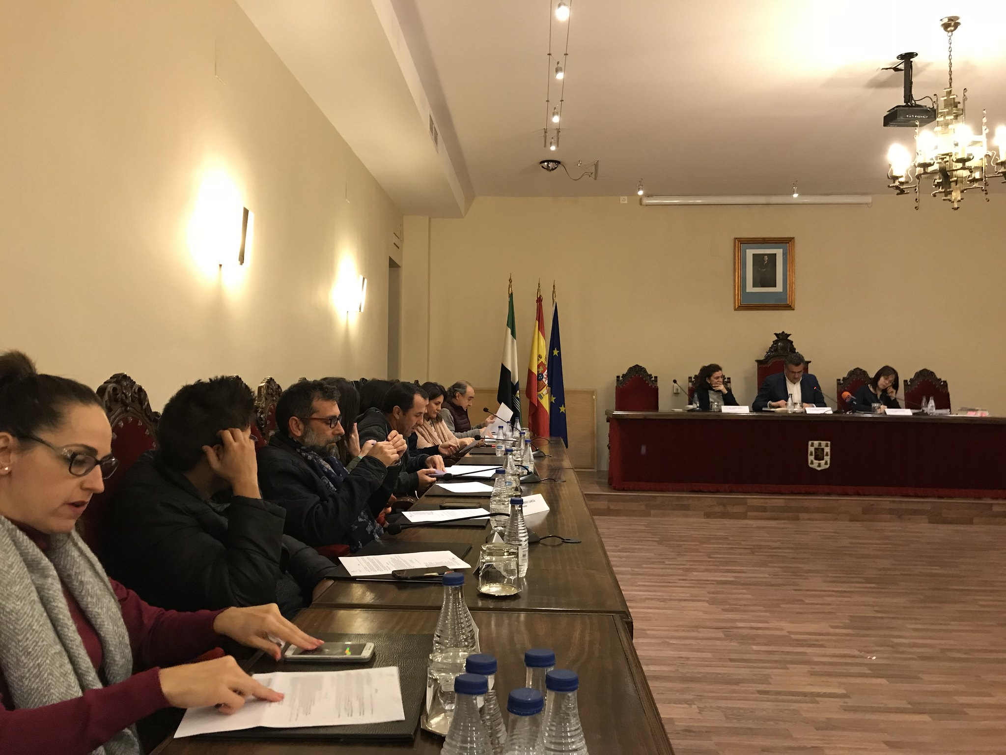 El Ayuntamiento de Coria da luz verde a los presupuestos de 2018 que ascienden a más de 11.150.000 euros