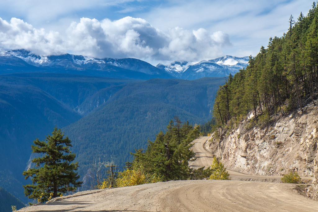 Heckman Pass