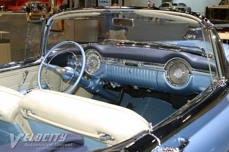 1953 Oldsmobile 98 Interior