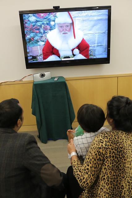 Santa connection 2017 - Penn State Children's Hospital