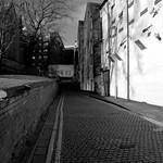 Preston alleyway