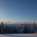 Snowy panorama
