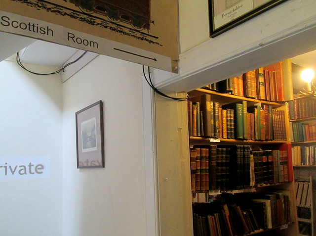 THE Bookshop, Wigtown