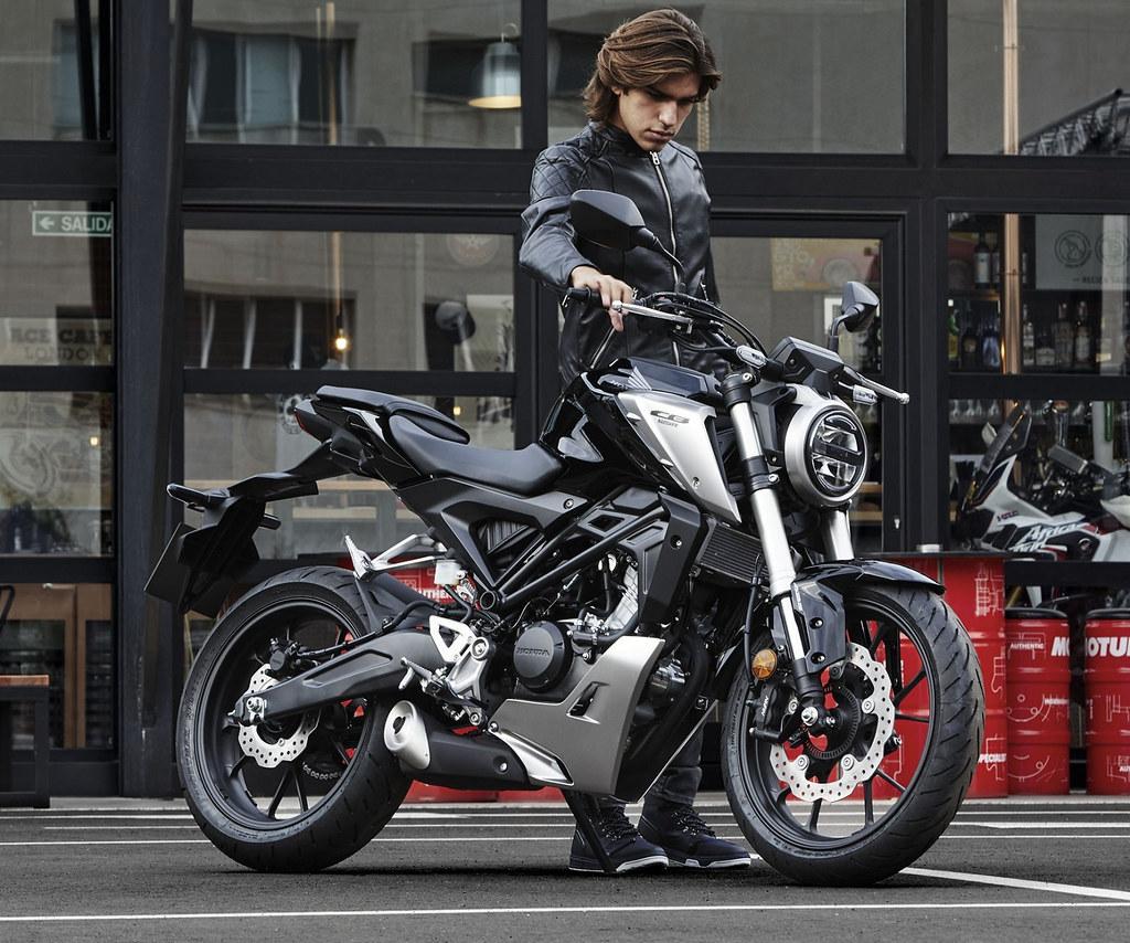Honda CB 125 R 2018 - Galerie moto - MOTOPLANETE