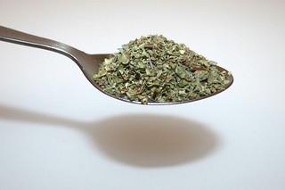 07 - Zutat Majoran / Ingredient majoram